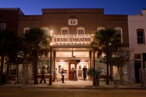 Dixie Theatre by Mandi Singer